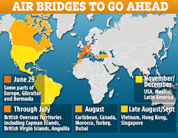What are air bridges and which holiday ...