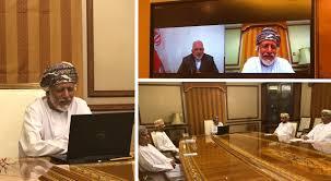 ابن علوي وظريف يبحثان القضايا ذات الاهتمام المشترك جريدة عُمان