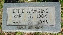 Effie Mayo Hawkins (1904-1986) - Find A Grave Memorial