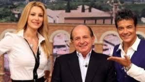 Giancarlo Magalli compie 70 anni e si scaglia contro Adriana Volpe