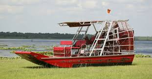 truck powered airboat southern airboat