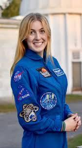 About Aspiring Astronaut Abigail Harrison   Astronaut Abby