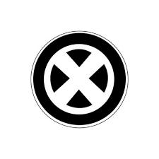 X Men Logo Decal