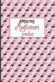 amazing montessori teacher black and