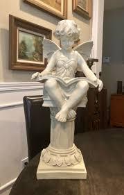 earth fairy miranda garden statue for
