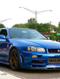 free nissan gtr r34 wallpaper