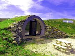 you can stay in a hobbit hole airbnb in for a night