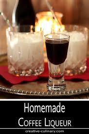 homemade coffee liqueur copycat kahlua