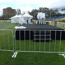 Crowd Control Barriers Party Hire Group
