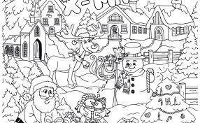 Kerst Kleurplaten Kleuren Crea Met Kids