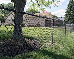 Chain Link Fence Installation Repair In Michigan Paramount Fence