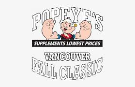 popeyes supplements canada logo png