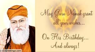 guru nanak jayanti wishes here are guru nanak dev quotes