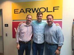 Adam Symson and JB Kropp, from EW Scripps, episode #84 of The Wolf Den on  Earwolf