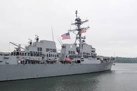 File:USS Ralph Johnson (DDG-114) pulls into Naval Station Everett ...
