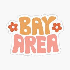 Bay Area Stickers Redbubble