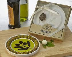 oil vinegar dipping appetizer plate