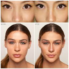 makeup to make your nose look thinner