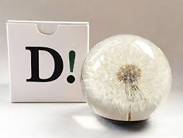 dandilion paperweight unique gifts