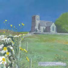 The Church of St Peter, Buckland-tout-Saints - Salcombe Art