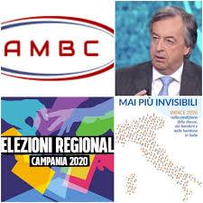 AMBC sulle elezioni regionali,