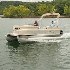 18 Ultra 180 Cruise Pontoon Boat Lowe Boats