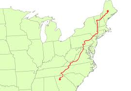 Appalachian Trail Map Interactive State By State Breakdown 101 Greenbelly Meals