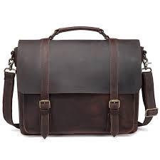 vaschy vintage genuine leather satchel