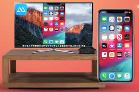 mirror iphone to panasonic tv