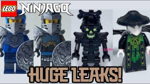 Ninjago season 13 villains! (credit to DailyRoLord ...
