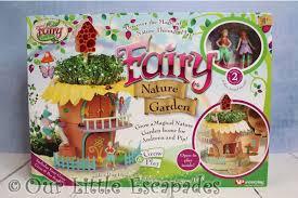 my fairy garden fairy nature garden