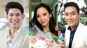 Actresses of Thai Channel 7 ...