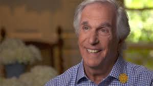 Happy days are here again for Henry Winkler - CBS News