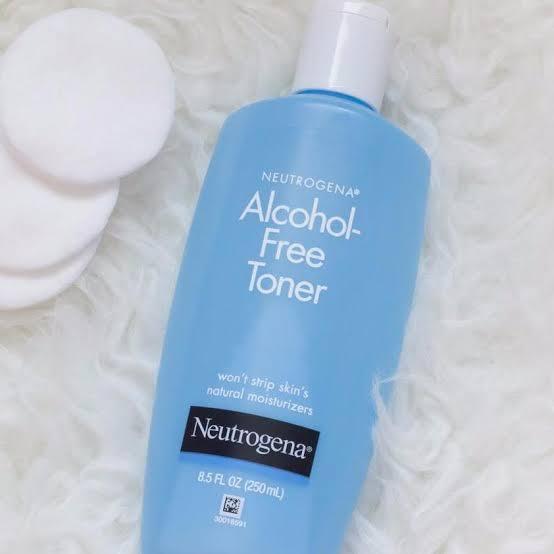 "Image result for Neutrogena Alcohol-Free Toner:"""