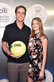 Sam Querrey, Abby Dixon - Sam Querrey Photos - Citi Taste Of Tennis -  Arrivals - Zimbio