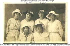 Eldon H. (b. 1891) & Esta A. [Hamilton] Wright   Wright Family ...