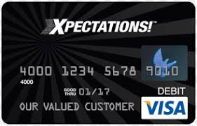 pls prepaid debit card xpectations visa