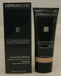 dermablend leg and body makeup spf 25