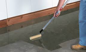how to stain concrete the home depot