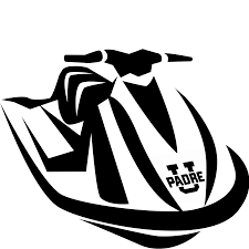 Jet Ski Sea Doo Wave Runner Water Boat Car Window Laptop Vinyl Decal Sticker