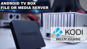 How to Turn Your Android TV Box into a File or Media Server - YouTube