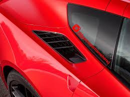 Instagram Username Custom Window Decals Color Size Selections Pair Corvette Mods