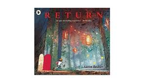 Return by Aaron Becker - Book Review - Whispering Stories