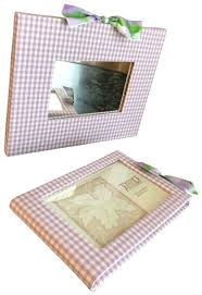 Lavender Kids Room Accessories Mirror Photoalbum Set Tradesy
