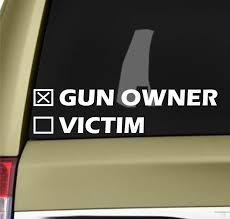 2a Gun Rights Sticker Vinyl Oval Decal 3 Percenter Oath Keeper Car Nra V304
