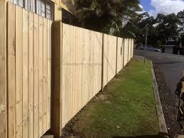 Timber Fences Aluminium Fencing Sydney All Types Of Fences Gates