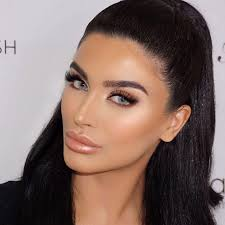 makeup for brown eyes and black hair