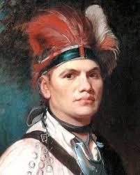 Joseph Brant (Mohawk Military Leader) - On This Day