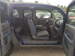 honda element interior seat configurations