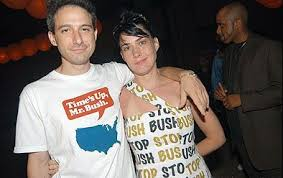 Kathleen Hanna And Ad-Rock Are The Coolest Couple In Music (With ...